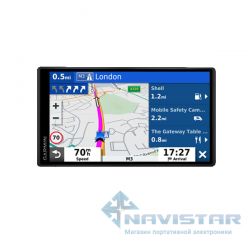 GPS навигатор Garmin DriveSmart 65 Full EU MT-S (010-02038-12)