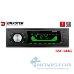 Автомагнитола BAXSTER BSF-144 Blue/green/red/white